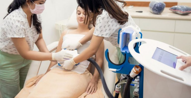 fat freeze treatments in Singapore